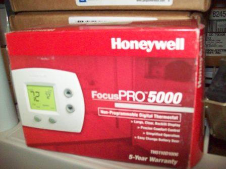 Honeywell FocusPRO 5000